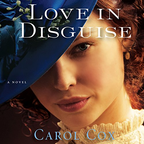 Love in Disguise audiobook cover art