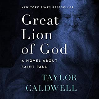 Great Lion of God audiobook cover art