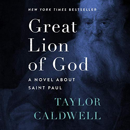 Great Lion of God cover art