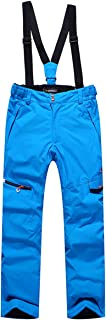 Avenmax Men's Snow Pants Insulated Lightweight Pants for Hiking Snowboarding