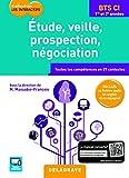 Etude veille propection négociation BTS commerce international - Elève