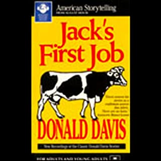 Jack's First Job audiobook cover art