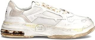 PREMIATA Luxury Fashion Womens DRAKED017 White Sneakers | Fall Winter 19