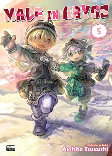 Made in Abyss - Volume 05
