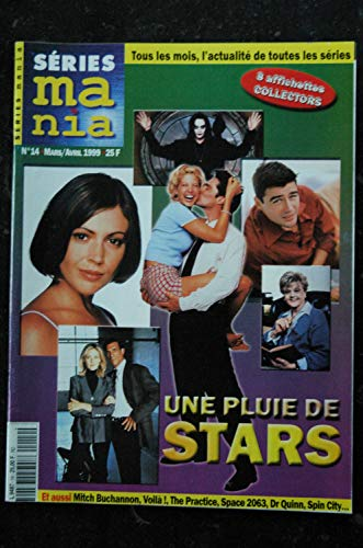 Séries mania n° 14 - 1999 03 - Kyle Chandler - Dharma & greg - Mitch Buchannon - Jessica Fletcher