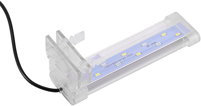 94 opinioni per Lampada LED Acquario Fish Tank LED Light Lampada da Acquario Pianta Grow