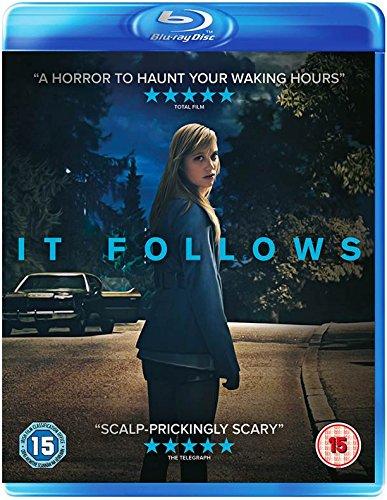 It Follows [Blu-ray] [Reino Unido]