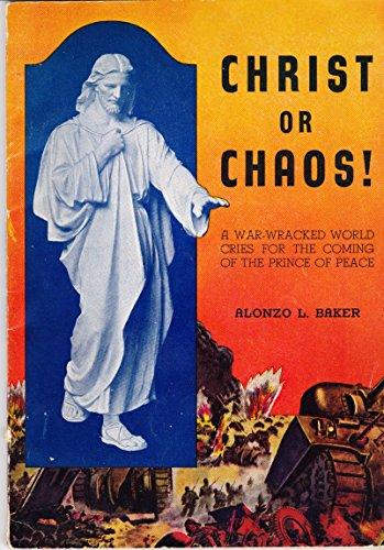 Christ or Chaos!