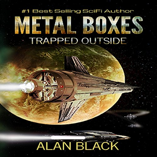 Metal Boxes: Trapped Outside cover art