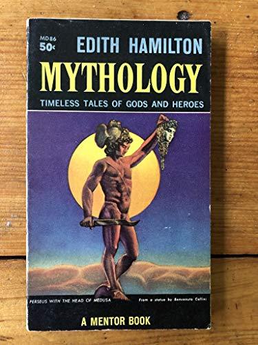Mythology, by Edith Hamilton, illustrated by Steele Savage