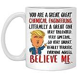 Grande idea regalo per idee di compleanno, divertente tazza per colleghi, regali di Natale per uomo e donna, tazza da caffè bianca 311,8 g