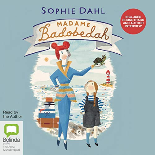 Madame Badobedah audiobook cover art