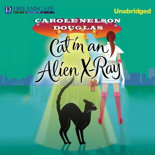 Cat in an Alien X-Ray audiobook cover art