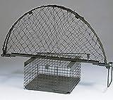 FINCA CASAREJO Jaula Trampa para Aves y Todo Tipo de pájaros. Captura Animales Vivos, con señuelo semicircular (TC09)