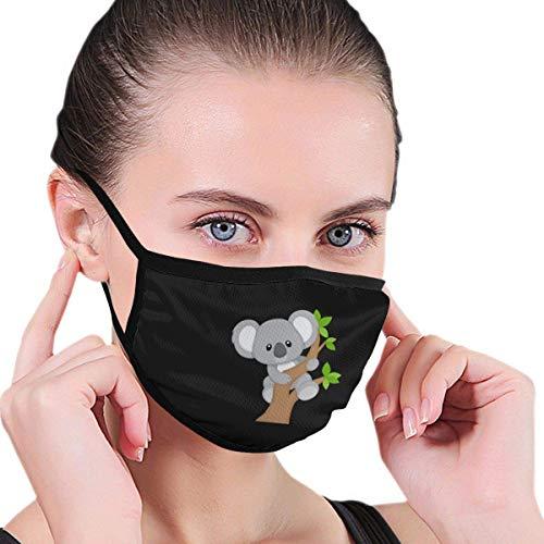 Baby-Koala-Billabong-Zoo heren dames kinderen jongeren warm druk herbruikbare muts hoofddeksel cosplay neusbescherming