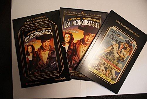 Los Inconquistables. Edición Coleccionista