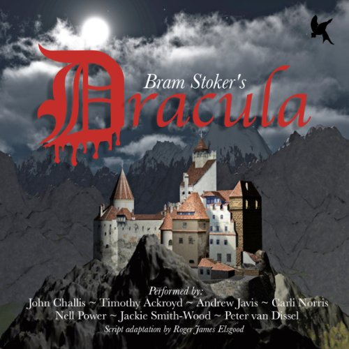 Dracula (radio drama) cover art
