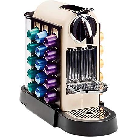 Citiz /& Milk Nespressoautomat Kapselbeh/älter MS-0055334 kompatibel mit Krups Citiz
