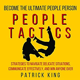 People Tactics audiobook cover art