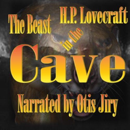 The Beast in the Cave cover art