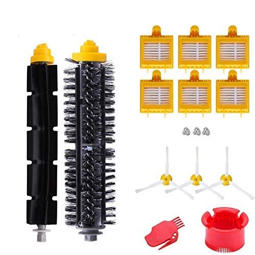 AplusTech Pack Kit Repuestos y Accesorios Filtro y Cepillo C