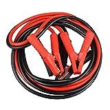 ブースターケーブル 4m 1000A 大容量 極太 自動車 バイク 使い方簡単