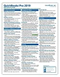 QuickBooks Pro 2019 Quick Reference Training Card -...