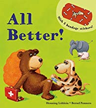 all better band aid book