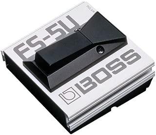 BOSS, 1/4-Inch Straight Unlatching Footswitch (FS-5U)