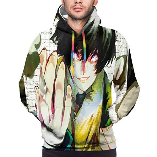 Avatar The Last Airbender/The Legend of Korra Men's 3D Printed Pattern Hoodie Sweater Gift Long Sleeve Top Hooded Sweatshirts