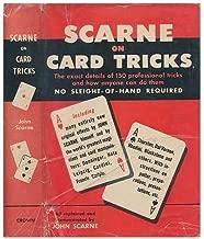 Scarne's tricks: Scarne on card tricks and Scarne's magic tricks