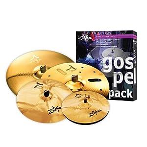 Zildjian K Custom Special Dry Worship Pack. -inch colori assortiti – Gospel Pack