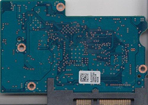 HDKPC01A0A02 S, 0J21827 TS0076A, DT01ACA050, Toshiba SATA 3.5 Leiterplatte (PCB)