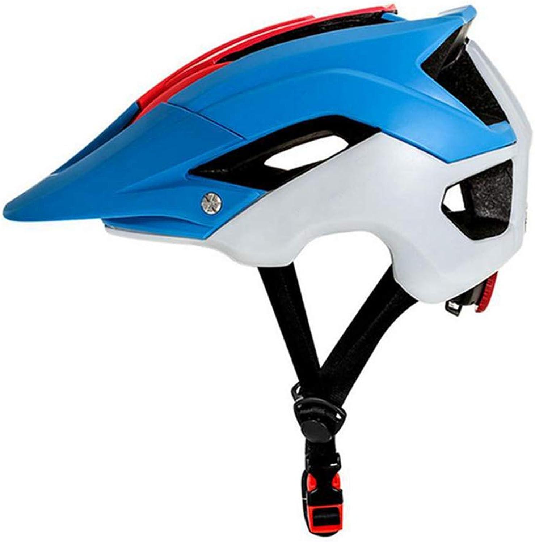 Bicycle Helmet Mountain Road Cycling Helmet Ultralight Bike Biking Helmet for Men Women Teenager Youth