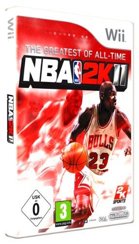 NBA 2K11 [Importación alemana]