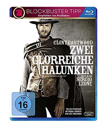 Zwei glorreiche Halunken [Alemania] [Blu-ray]