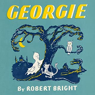 Georgie audiobook cover art