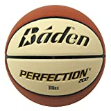 Baden Sports Baden Basketball Perfection balón de baloncesto Indoor Outdoor, color Marron et Crème, tamaño 7