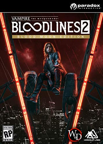 Vampire: The Masquerade - Bloodlines 2: Blood Moon Edition [Online Game Code]