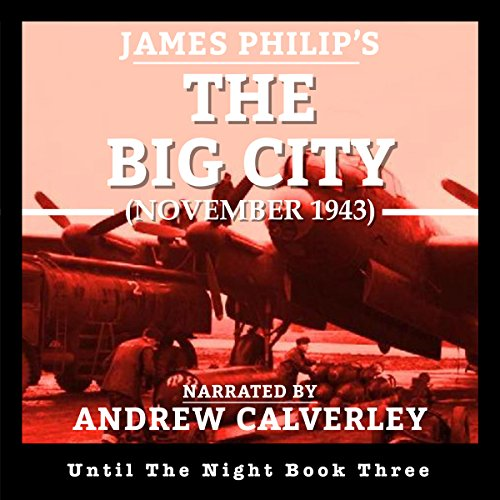 The Big City audiobook cover art