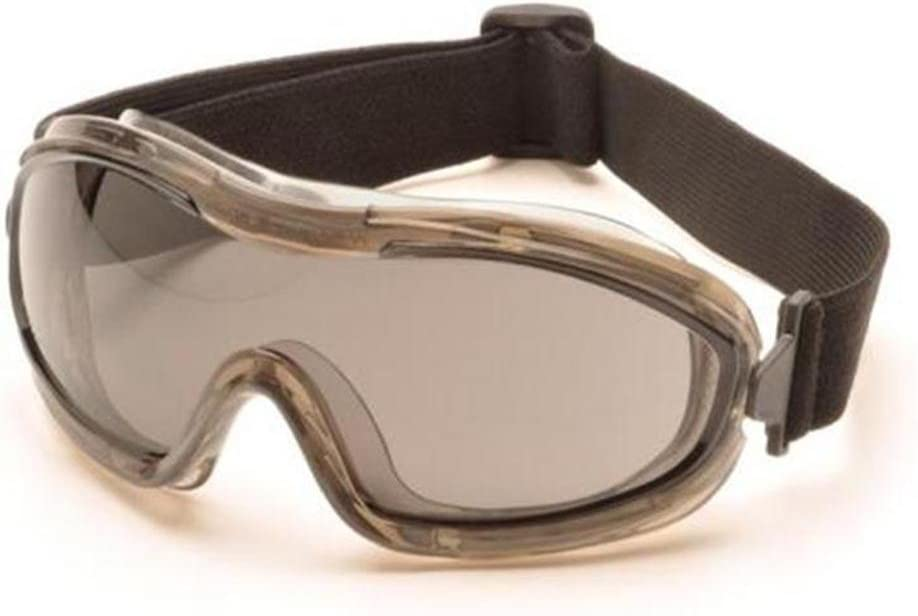 Pyramex Safety Products Max 76% OFF Low unisex Goggles Chemical Profile Splash
