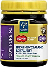Manuka Royal Jelly in MGO 400+ Manuka Honey (250g)