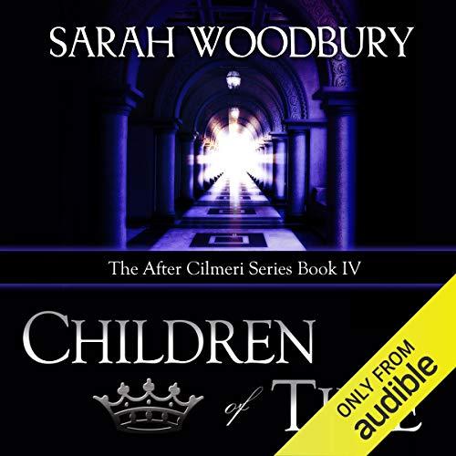 Children of Time audiobook cover art