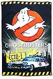 "Factory Entertainment Ghostbusters Ecto-1 Microfiber Towel,Various,6"""
