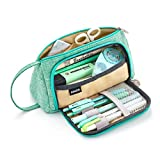 EASTHILL Large Capacity Pencil Case Pen Bag Pouch Holder...