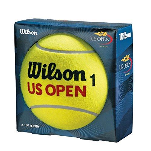 Wilson X2096U US Open Jumbo Tennis Ball Diameter 9 Inches Yellow
