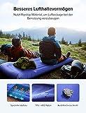 Zoom IMG-1 sable materassino gonfiabile da campeggio