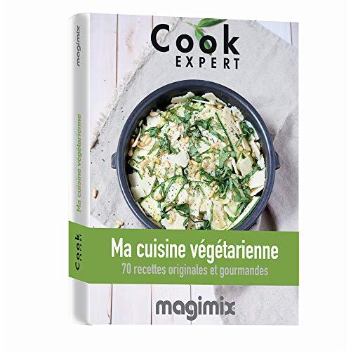 Livre de recettes Ma cuisine végétarienne