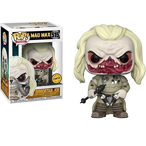 Funko Pop 515 - Immortan Joe CHASE VERSION - Mad Max Fury Road