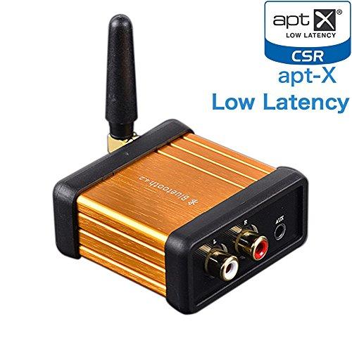 classement un comparer Récepteur audio Bluetooth sans fil Bluetooth V4.2 WINGONEER CSR64215 Prend en charge APTX pour la musique…